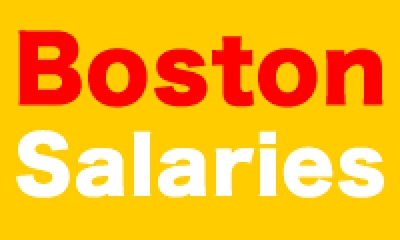 Salaries in the Boston Area